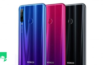 back view of Honor 10i Phones