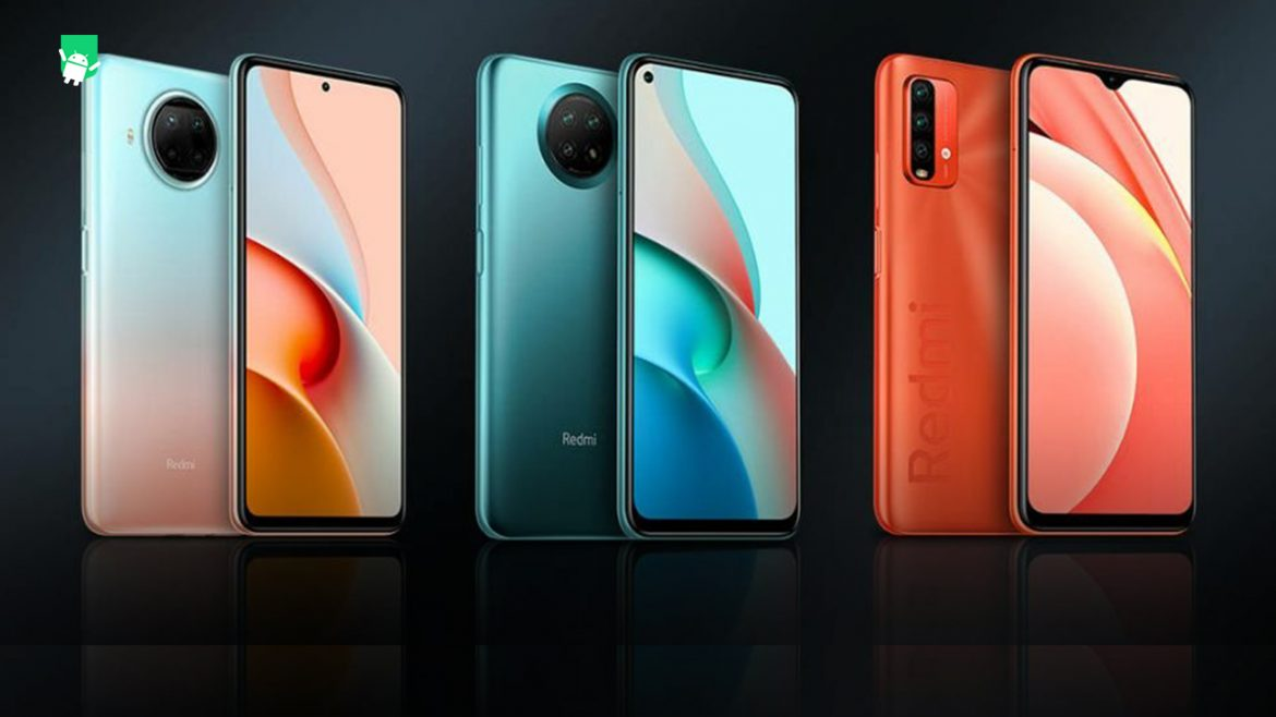 The all new Redmi Note 9 Series launched in China