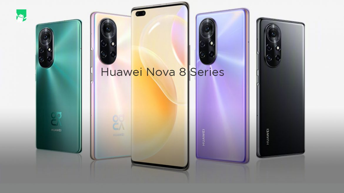Huawei Nova 8 Series launched with Kirin 985 SoC and 64MP quad cameras
