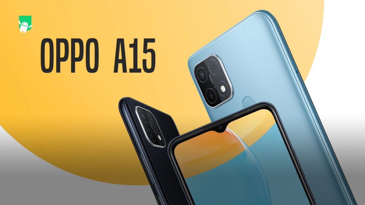 Oppo A15 finally launched in Pakistan with Helio P35