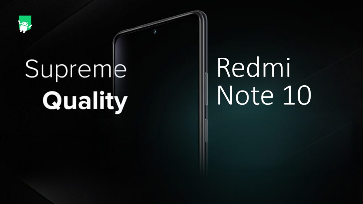 Redmi Note 10 features teased on Mi India website