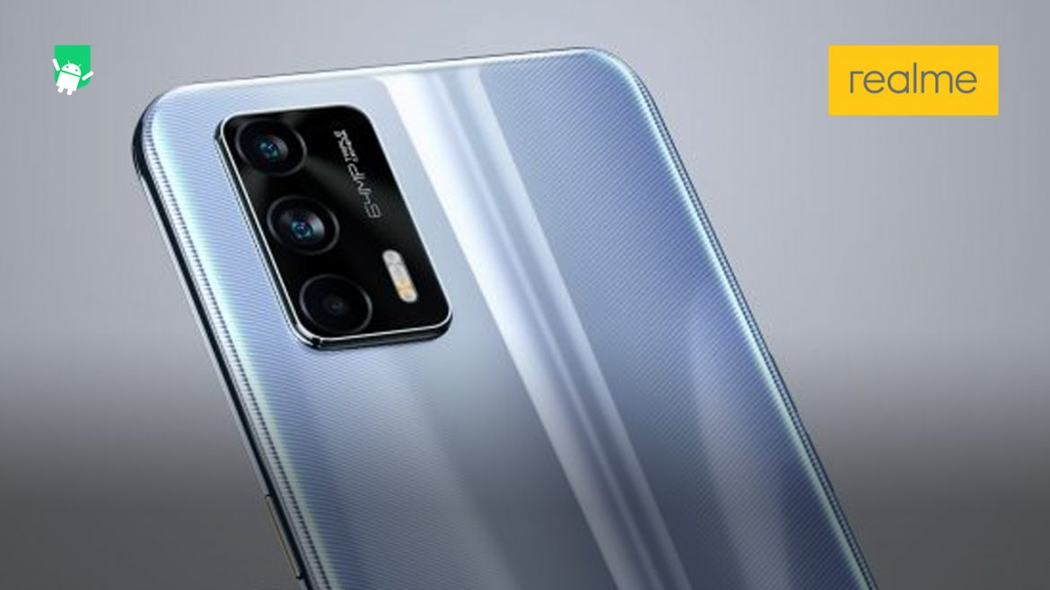 Realme GT 5G appears in official first look posters
